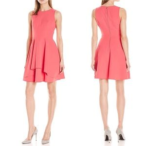 Vince Camuto Dresses - Vince Camuto Fit and Flare Short Dress w/ Pockets